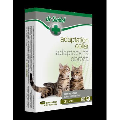 Obroża adaptacyjna dla kotów 35cm